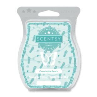 Gone to the Beach Scentsy Bar