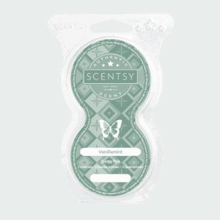 Vanillamint Scentsy Pods
