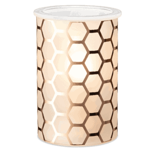 Hive a Nice Day Scentsy Warmer Glow