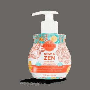Now & Zen Hand Soap