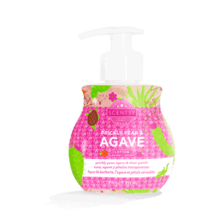 Prickly Pear & Agave Lotion