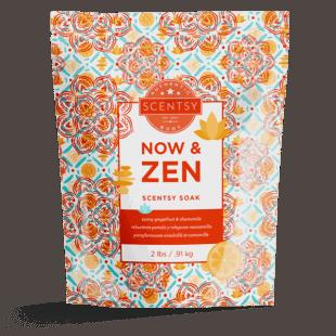 Now & Zen Scentsy Soak