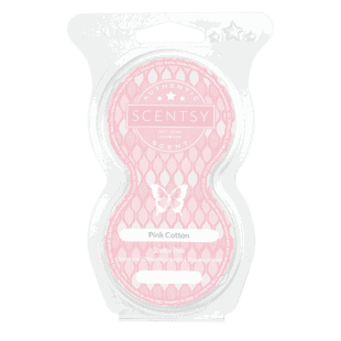 Pink Cotton - Scentsy Pods