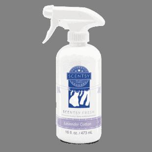 Lavender Cotton Scentsy Fresh