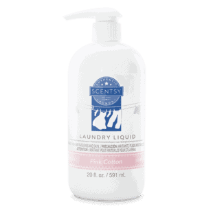 Pink Cotton Laundry Liquid