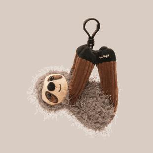 Suzie the Sloth Buddy Clip