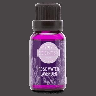 Rose Water Lavender - Natural Oil
