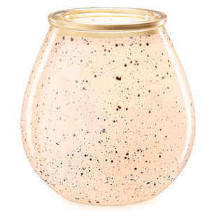 Speckled Scentsy Warmer Glow