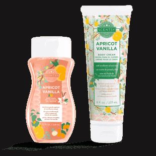 Apricot Vanilla Body Bundle