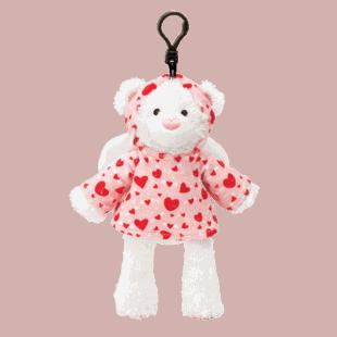 Lovey the Bear Buddy Clip