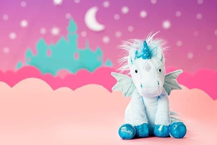 Halley the Unicorn Scentsy Buddy