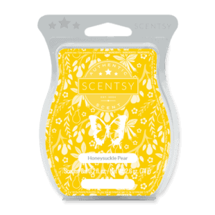 Honeysuckle Pear Scentsy Bar
