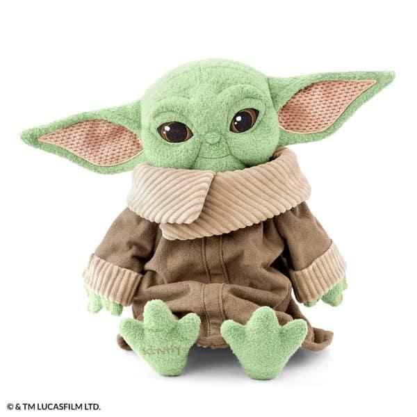The Child - Baby Yoda Scentsy Buddy