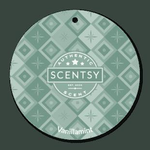 Vanillamint Scent Circle