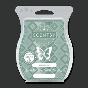 Vanillamint Scentsy Bar