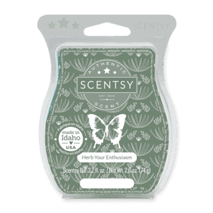 Herb Your Enthusiasm Scentsy Bar