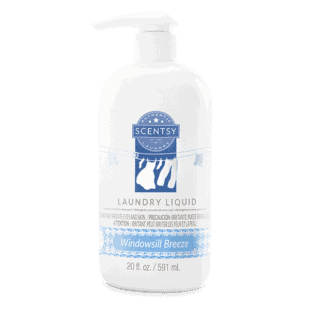Windowsill Breeze Laundry Liquid