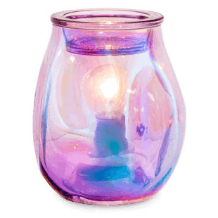 Bubbled - Ultraviolet - Scentsy Warmer