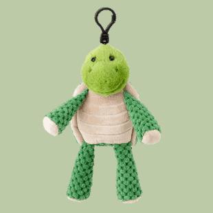 Twiggy the Turtle Buddy Clip