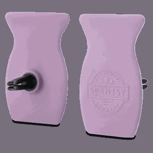 Salted Lavender Car Bar Clips