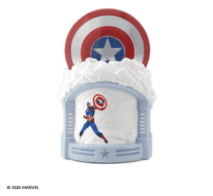 Captain America - Scentsy Warmer