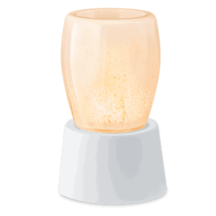 Perfect Pearl - Mini Scentsy Warmer (Table Top)