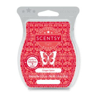 Ginger Spice Scentsy Bar