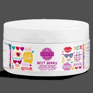 Best Berry Sugar Scrub