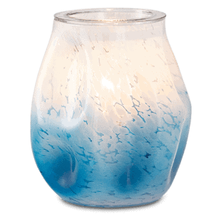 Bubbled - Blue Ombre - Scentsy Warmer