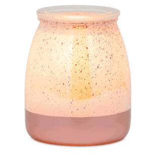 Perfect Pearl - Rose Gold - Scentsy Warmer