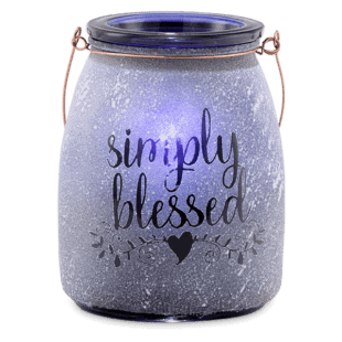 Simply Blessed - Scentsy Warmer