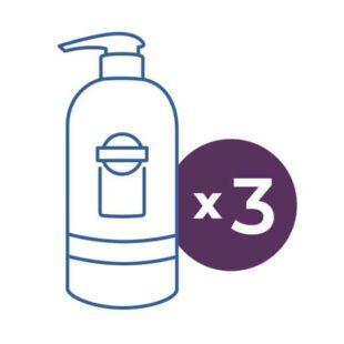 3 Laundry Liquids