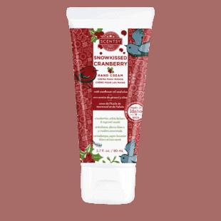 Snowkissed Cranberry Hand Cream