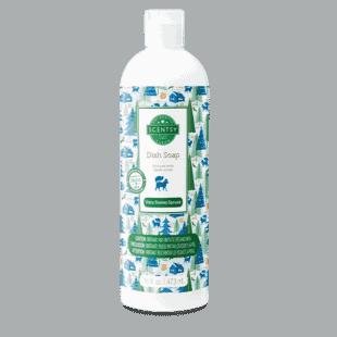 Very Snowy Spruce Dish Soap