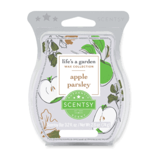Apple Parsley Scentsy Bar