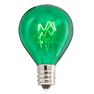 Replacement 20w green bulb
