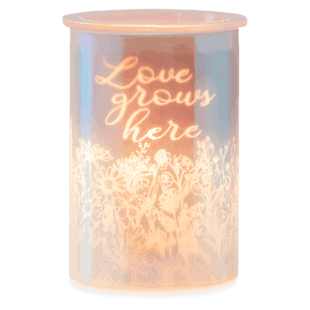 Cast - Pink with Spring Pack - Scentsy Warmer