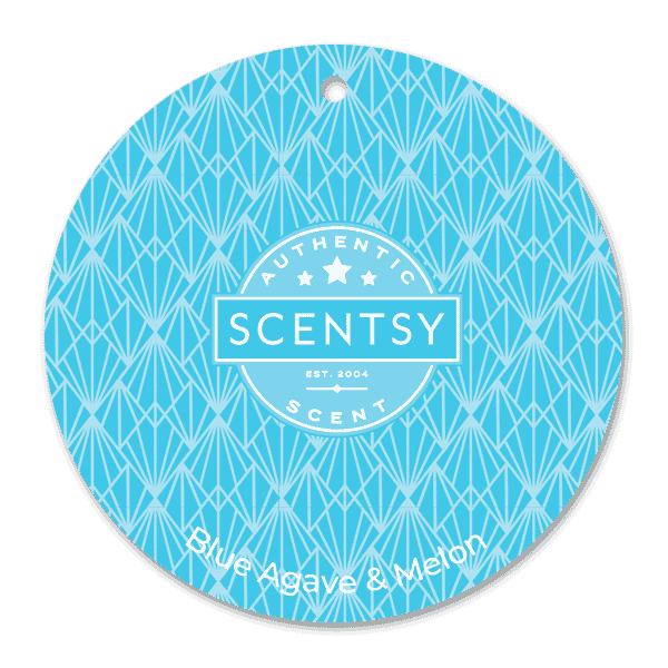 Blue Agave & Melon Scent Circle