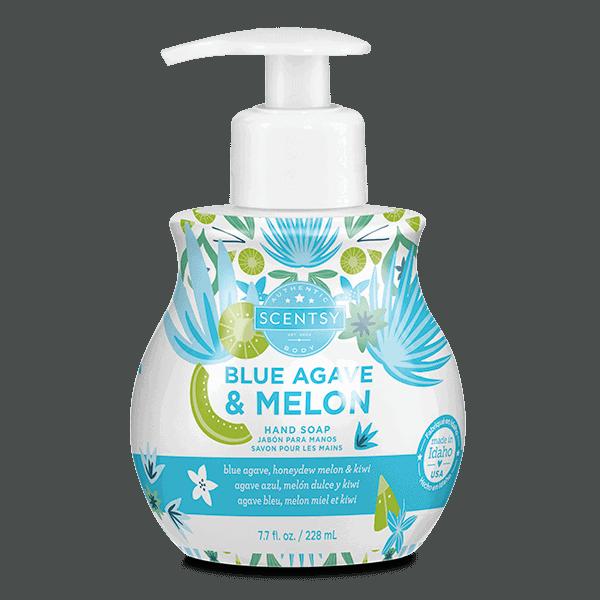 Blue Agave & Melon Hand Soap