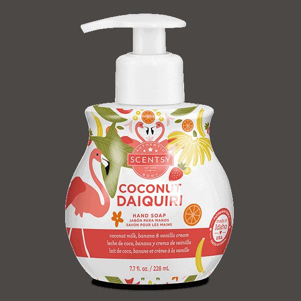 Coconut Daiquiri Hand Soap