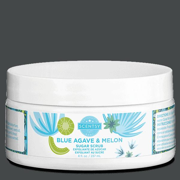 Blue Agave & Melon Sugar Scrub