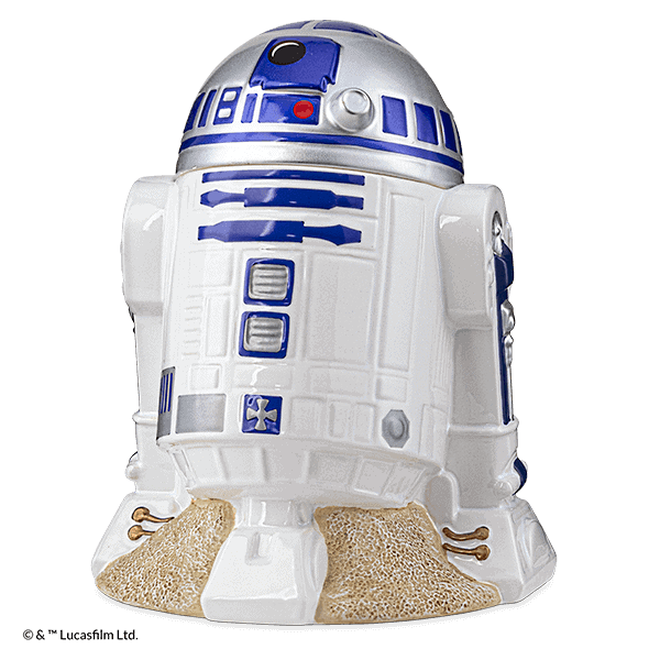 R2-D2 Scentsy Warmer