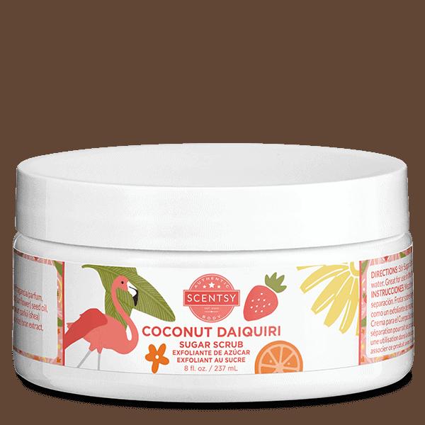 Coconut Daiquiri Sugar Scrub