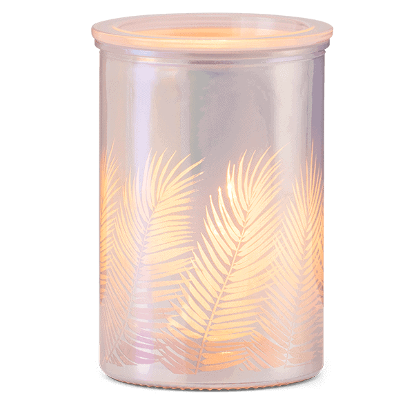 Pink Palm - Scentsy Warmer