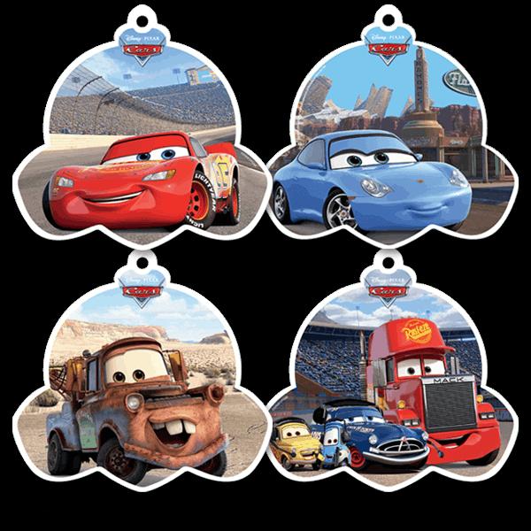 Cars: Radiator Springs Scent Circle Bundle