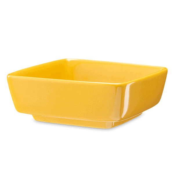 Classic Curve - Gloss Mustard - DISH ONLY