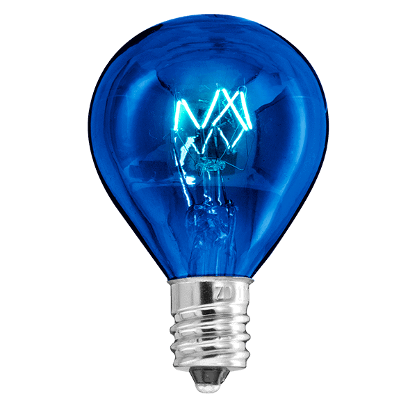 Blue 20w Light Bulb