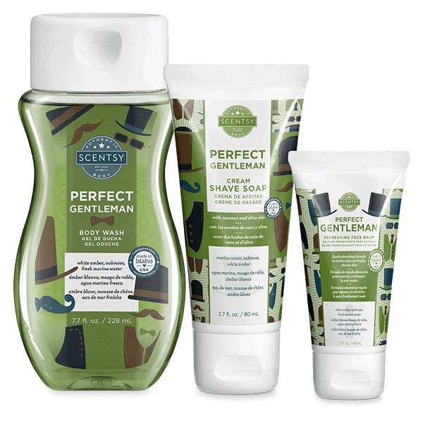 Father's Day Body Bundle - Perfect Gentleman