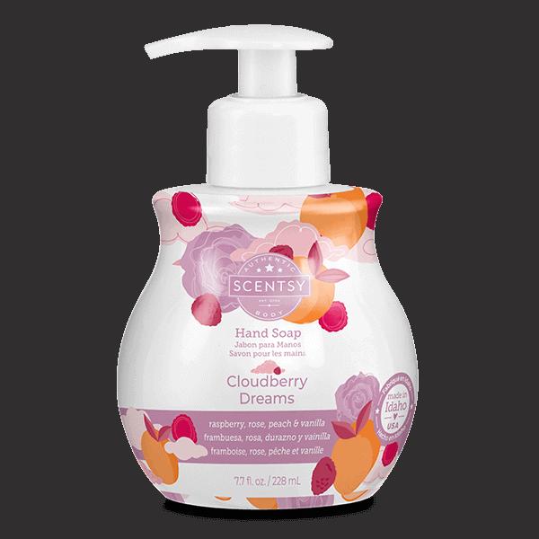 Cloudberry Dreams Hand Soap