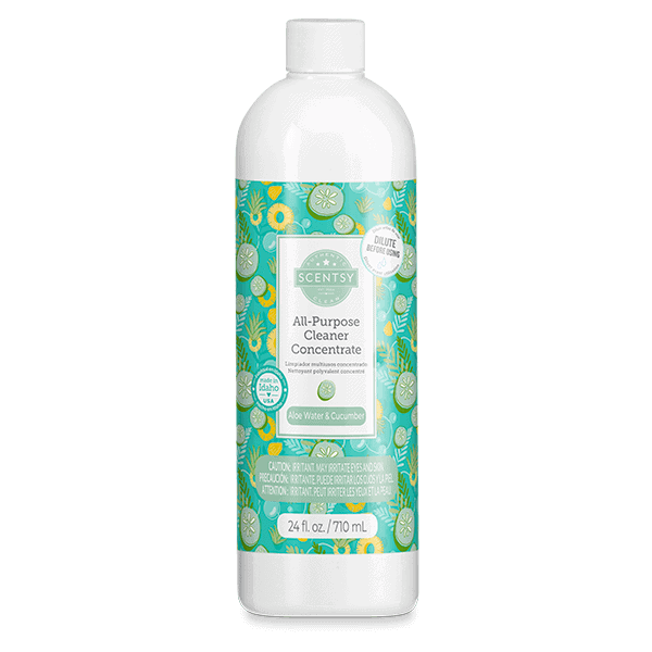 Aloe Water & Cucumber All Purpose Cleaner Concentrate